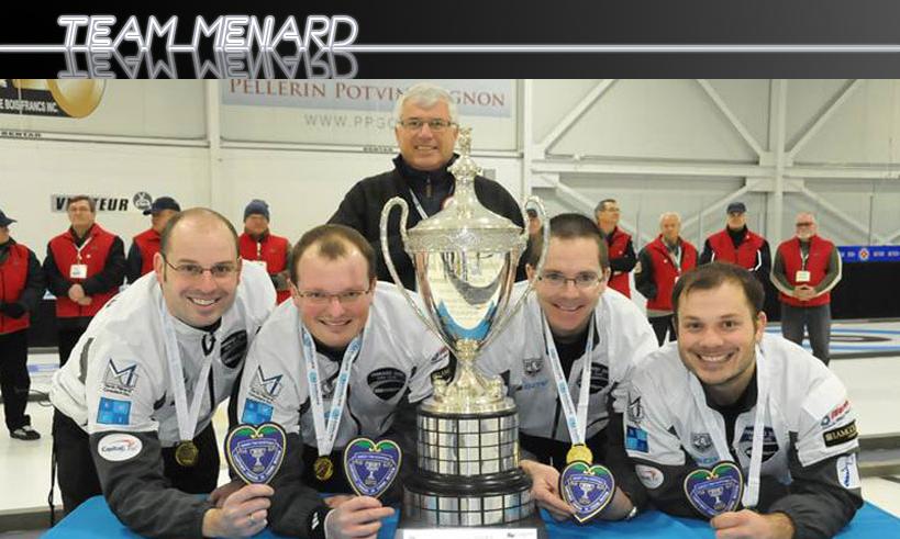 Team Ménard .:. 2013-2014